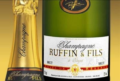 Ruffin & Fils Cuvée de Réserve Brut (huis Champagne)